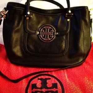 Authentic Tory Burch Leather Purse